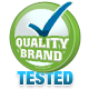 Brand Tested for peace of mind