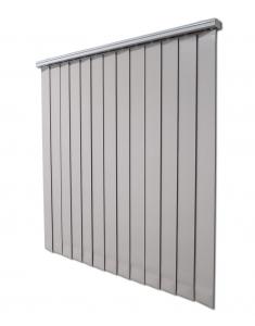 127mm Vertical Blockout - Vibe MetallicVertical Blockout Vibe Metallic