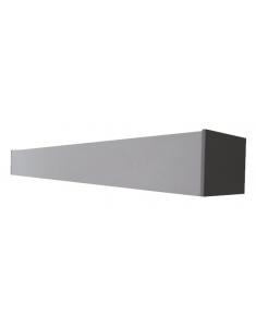 89mm AluminiumAluminium Pelmet