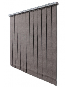 89mm Vertical Blockout - PortseaVertical Portsea