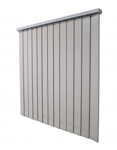 89mm Vertical Blockout - Vibe MetallicVertical Blockout Vibe Metallic