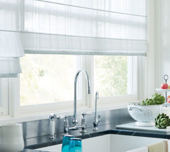 Roman blinds: A perfect blend between blinds and curtains