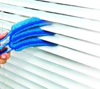 Top mistakes people make when cleaning blinds