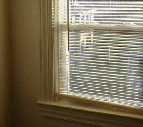 Thinking of a window treatment? You can't go wrong with window blinds!