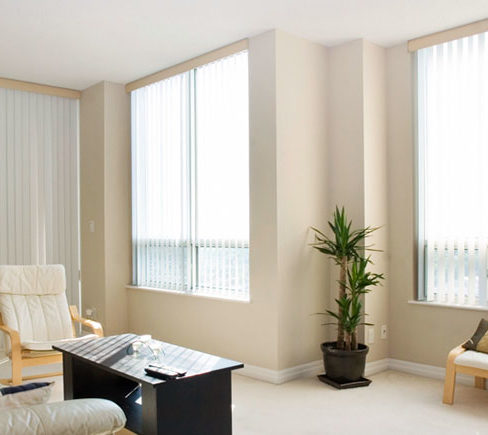 4 reasons many love Vertical blinds