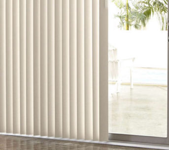 Five ways to use Vertical blinds in your home
