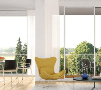 The difference between curtains, shades, blinds and drapes