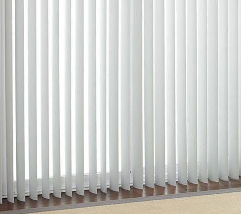 What are the formidable benefits of vertical blinds?