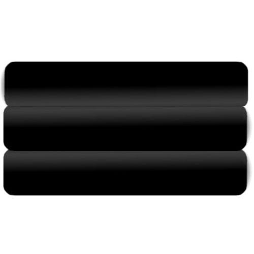 Aluminium Venetian 25mm – Black
