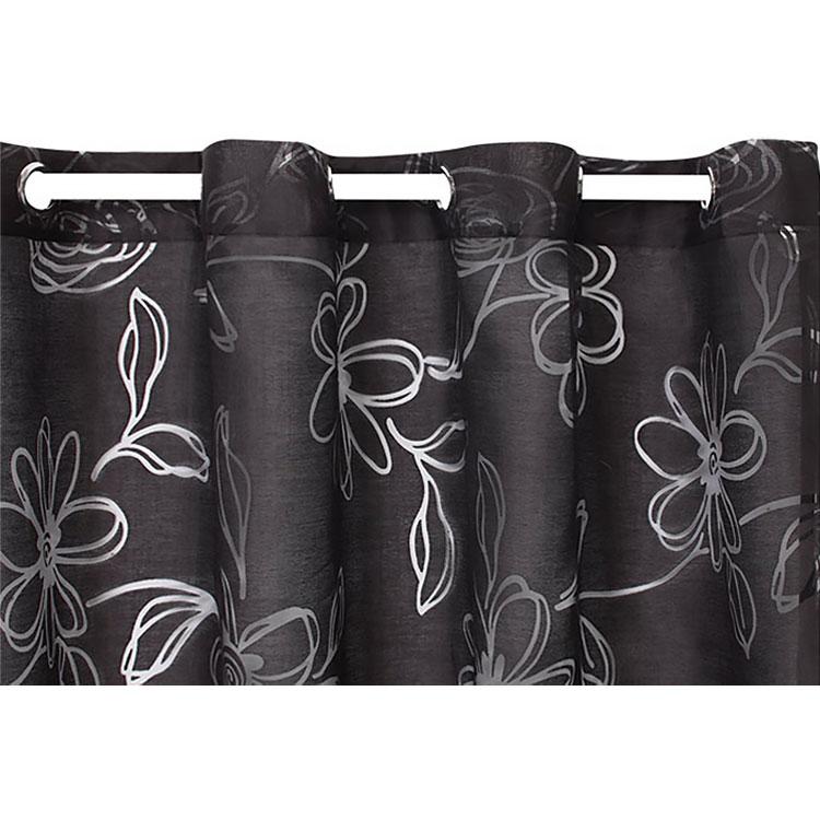 Curtain Korora Sheer – Black