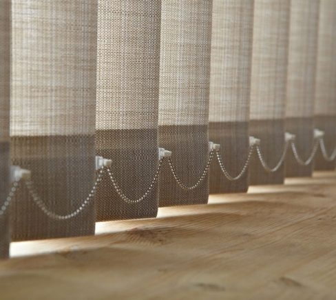 How vertical blinds work and change the look of your interiors?