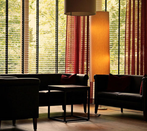 Soundproof Your Room with Timber Venetian Blinds